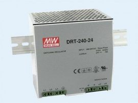 Sursa in comutatie AC-DC Mean Well DRT-240-48 240W/48V/0-5A