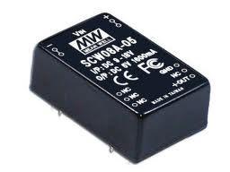 Sursa in comutatie DC-DC Mean Well SCW08B-12