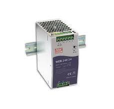 Sursa in comutatie AC-DC Mean Well WDR-240-24 240W/24V/0-10A