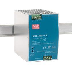 Sursa in comutatie AC-DC Mean Well NDR-480-48 480W/48V/0-10A