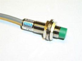 Senzor inductiv de proximitate Fotek PM12-04P-S