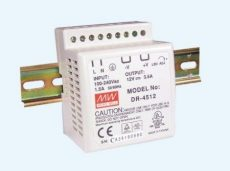 Sursa in comutatie AC-DC Mean Well DR-4505 45W/5V/0-5A