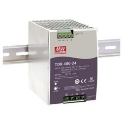 Sursa in comutatie AC-DC Mean Well DRT-480-24 480W/24V/0-20A