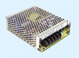 Sursa in comutatie AC-DC Mean Well RS-75-5 75W/5V/0-12A