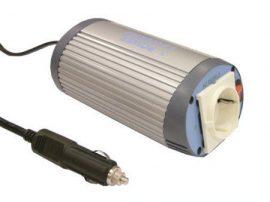 Invertor auto DC-AC Mean Well A301-150-F3 intrare 12 V P: 150 W