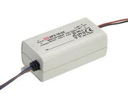 Sursa de alimentare LED Mean Well 16W 12Vdc 1.25A