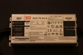 Sursa de alimentare LED 75w 24 V Mean Well XLG-75-24