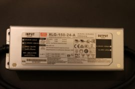 Sursa de alimentare LED 150w 24 V Mean Well XLG-150-24