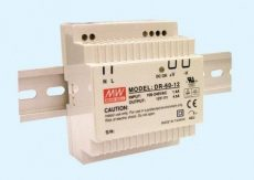 Sursa in comutatie AC-DC Mean Well DR-60-12 60W/12V/0-4,5A