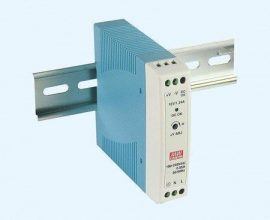 AC DC sina DIN Mean Well MDR-20-24 20W 24V 1A
