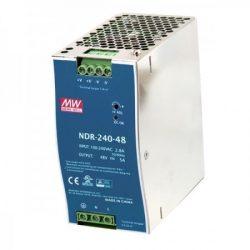 Sursa in comutatie AC-DC Mean Well NDR-240-48 240W/48V/0-5A