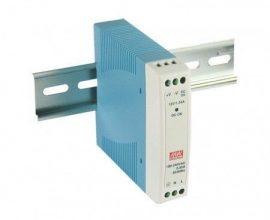 Sursa in comutatie AC-DC Mean Well MDR-10-15 10W/15V/0-67A