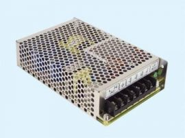 Sursa in comutatie AC-DC Mean Well RS-100-15 100W/15V/0-7A