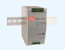 Sursa in comutatie AC-DC Mean Well DRH-120-24