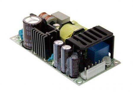Sursa in comutatie AC-DC cu back-up Mean Well PSC-60A 60W 12Vdc