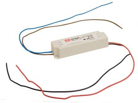 Sursa de alimentare LED Mean Well 35W 12Vdc 3A